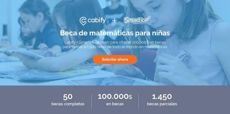 Smartick y Cabify impulsan método virtual de matemáticas