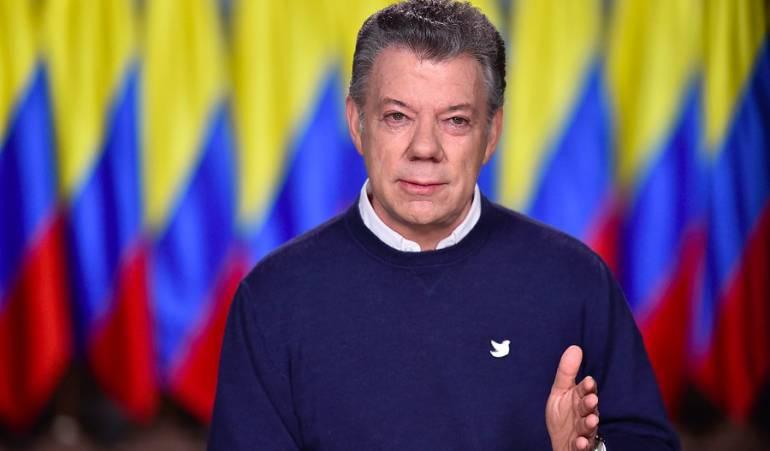 Sectores sociales piden a Santos reanudar diálogo con rebelde ELN