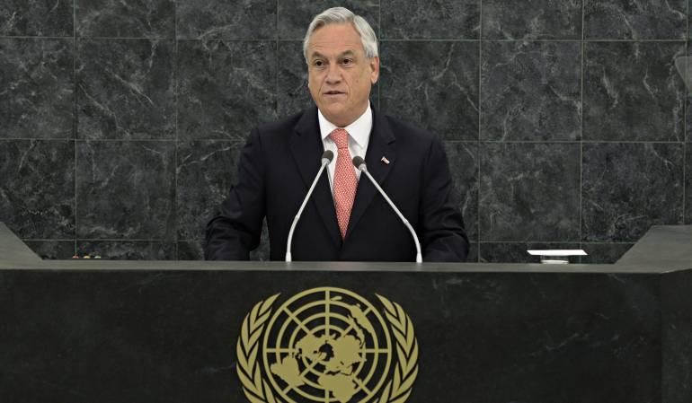 Chile: Sebastián Piñera asume por segunda vez la Presidencia de Chile
