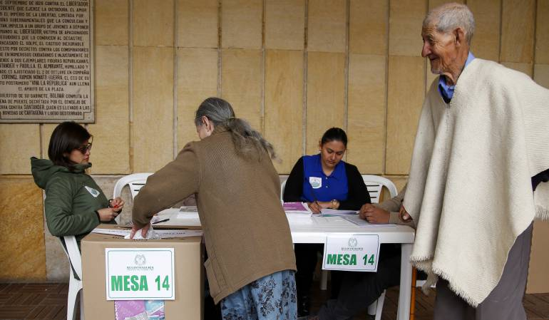 Elecciones 11 de marzo: La jornada electoral no será ampliada: Registrador