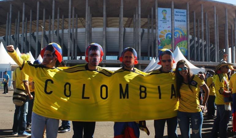 Colombia segundo país entradas solicitadas Mundial: Colombia es el segundo país con más entradas solicitadas para el Mundial