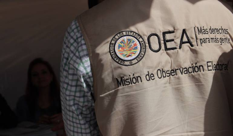 """Elecciones 2018: """"Ha sido la jornada electoral más tranquila en muchos años"""": OEA"""