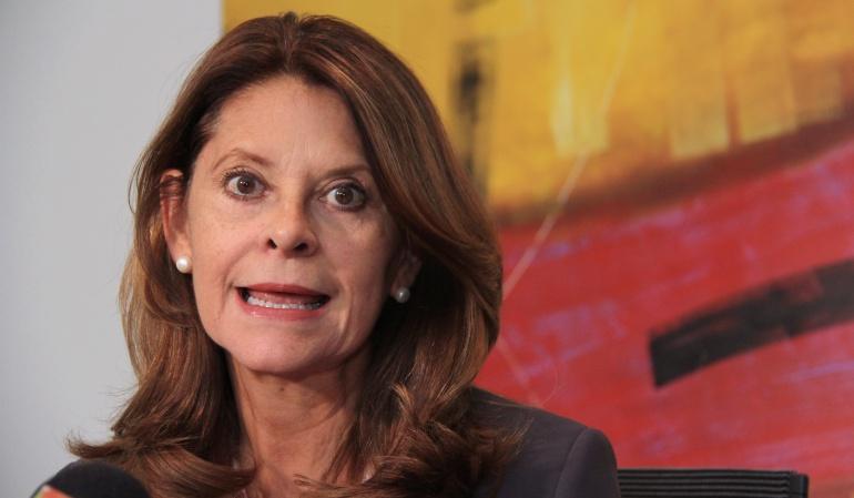 Elecciones presidenciales 2018: Oficialmente Marta Lucía pide el apoyo conservador para primera vuelta