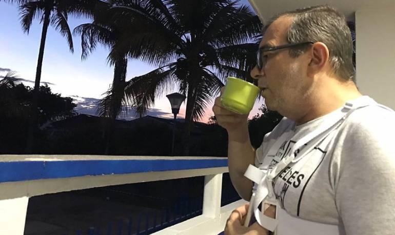 Rodrigo Londoño: Timochenko fue dado de alta