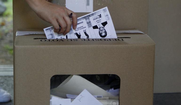 Elecciones en el exterior: Duque y Petro, ganadores de las elecciones en el exterior