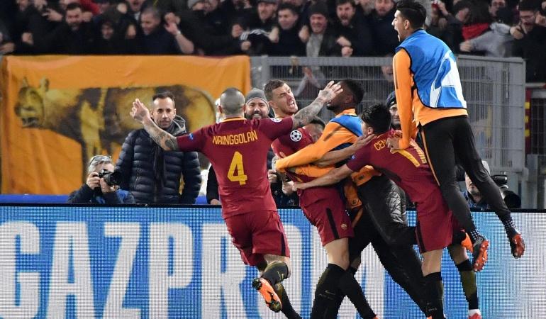 Roma Shakhtar Champions League: Roma vence a Shakhtar y avanza a los cuartos de final en la Champions