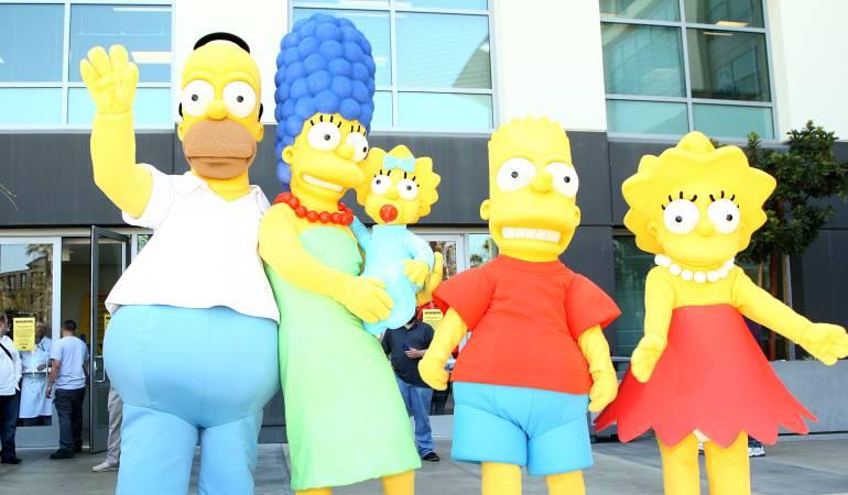 Televisión: ¿Cuál es la verdadera edad de Los Simpsons?