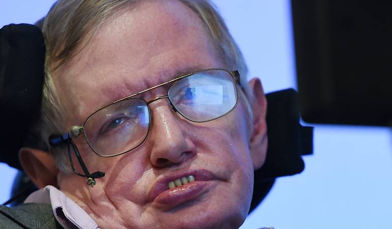 Stephen Hawking, científico
