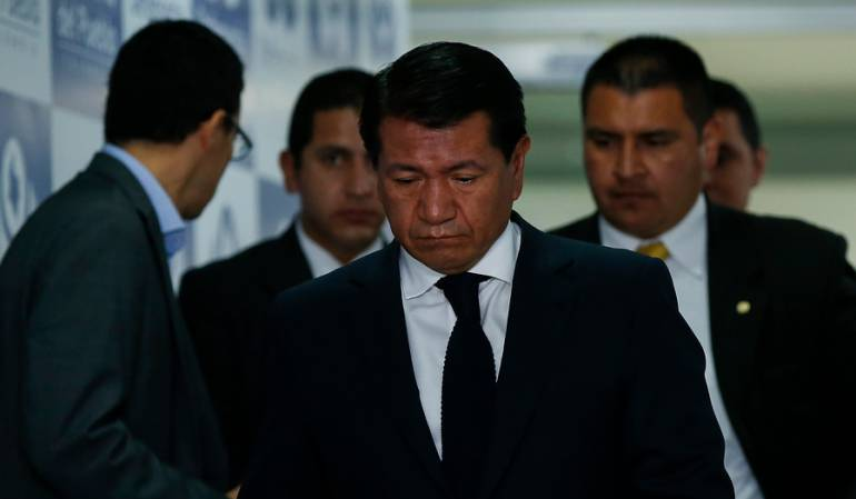 Procuraduría también pidió archivo de proceso contra Otálora