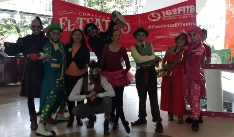 Festival de teatro: Obras de 15 países para la edición 16 del Festival Iberoamericano de Teatro