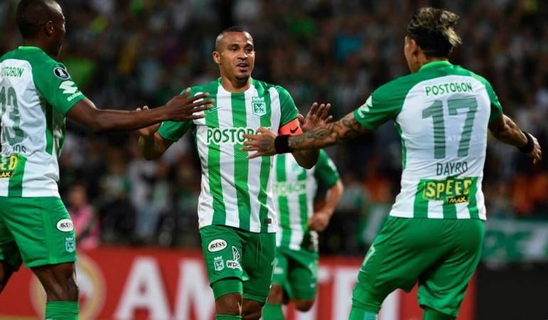 Nacional Delfín Copa Libertadores: Nacional hizo respetar su campo y toma ventaja en el Grupo 2 de la Copa