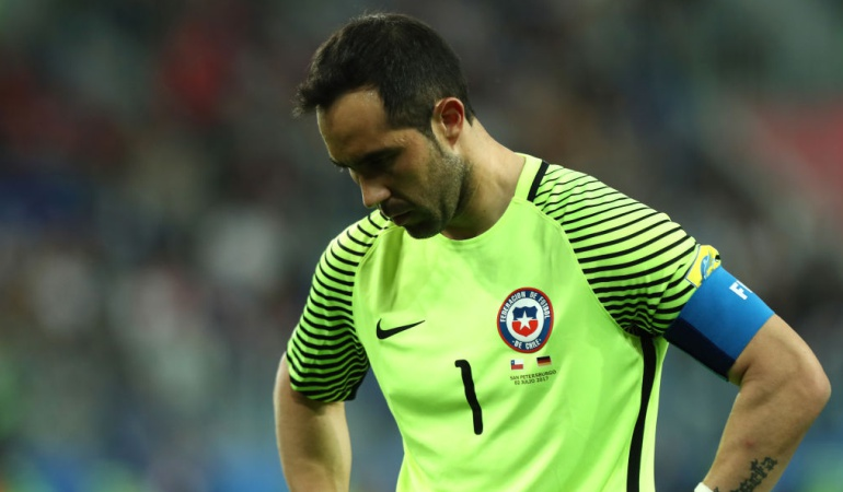 Bravo Selección Chile Rueda: Claudio Bravo no aceptó la convocatoria de Rueda a la Selección de Chile