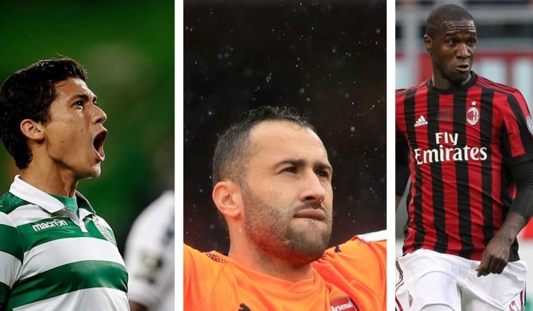 Montero Ospina Zapata Europa League: Montero, Ospina y Cristian Zapata podrían jugar en la Liga de Europa