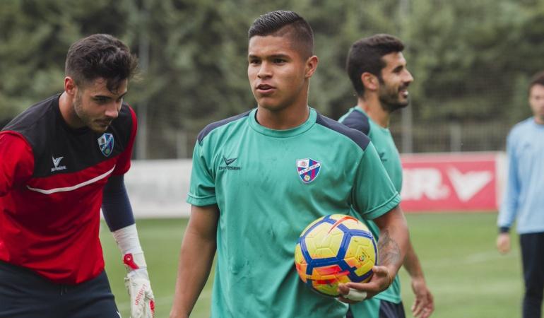 Cucho Hernández Huesca lesión: 'El Cucho' Hernández podría jugar este lunes después de seis semanas