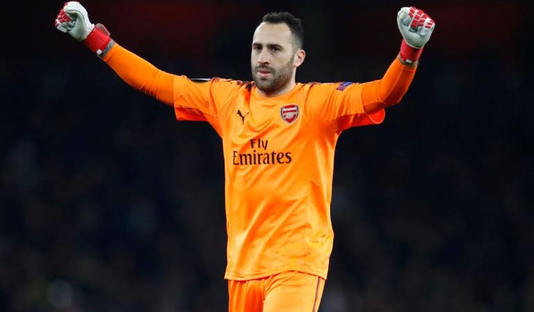 David Ospina Arsenal cuartos de final Liga de Europa: David Ospina clasificó con el Arsenal a los cuartos de final de la UEL