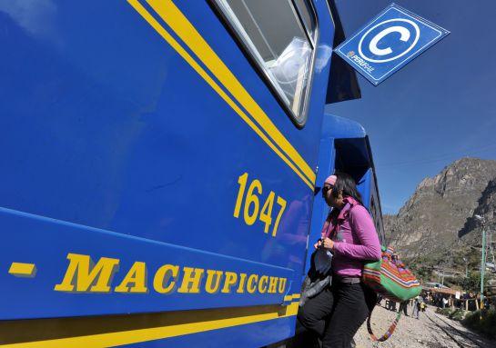 Machu Picchu: Suspenden servicio de trenes a Machu Picchu por incremento de caudal de río