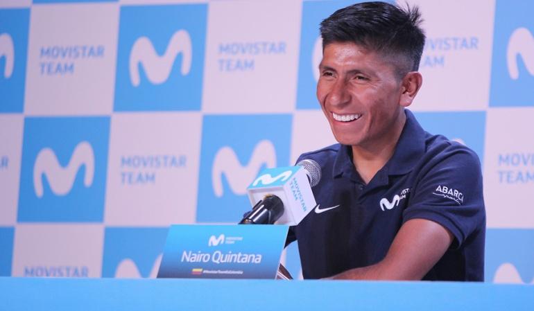 Acusación grave de Nairo Quintana a candidatos presidenciales