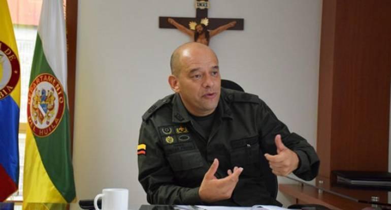 Dos coroneles de Policía califican servicio tras señalamiento de acoso sexual
