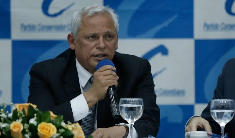 Hernán Andrade - Partido Conservador