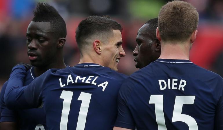 Tottenham Dávinson Sánchez: Tottenham, con Dávinson Sánchez, se clasificó a la semifinal de la FA Cup