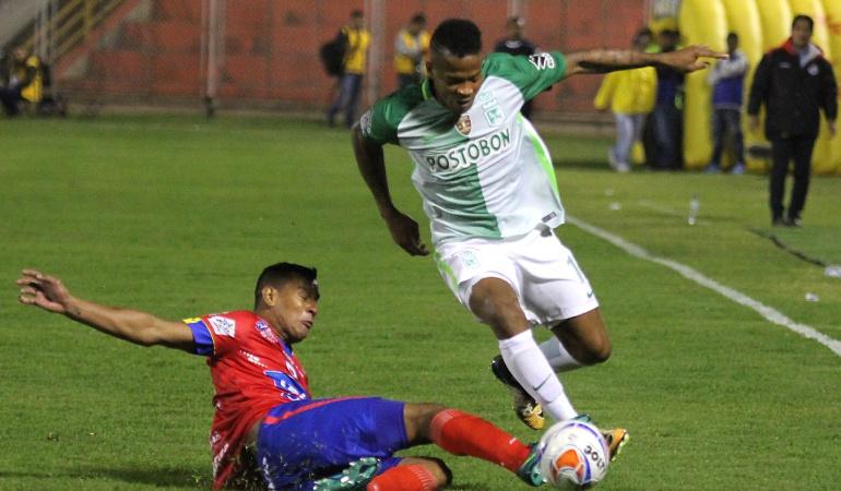Nacional Liga Águila: Nacional buscará frente al Pasto el liderato de la Liga Águila