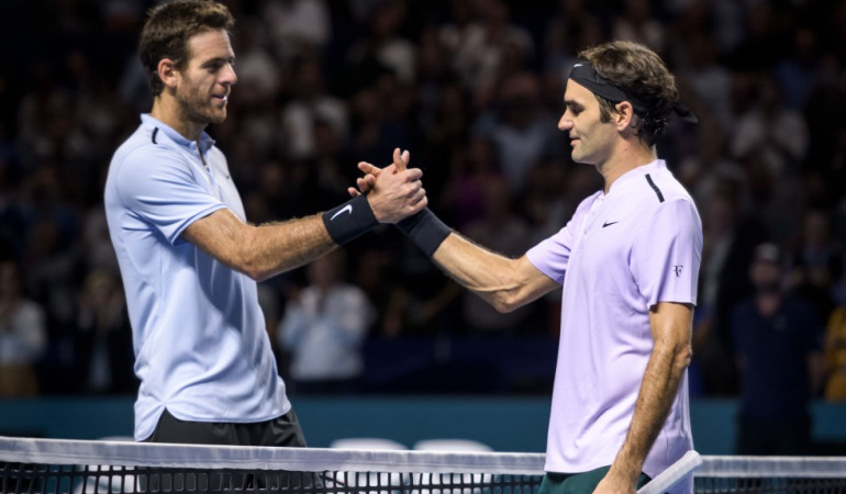 Federer Del Potro Indian Wells: Federer Vs. Del Potro será la final del Masters 1000 de Indian Wells