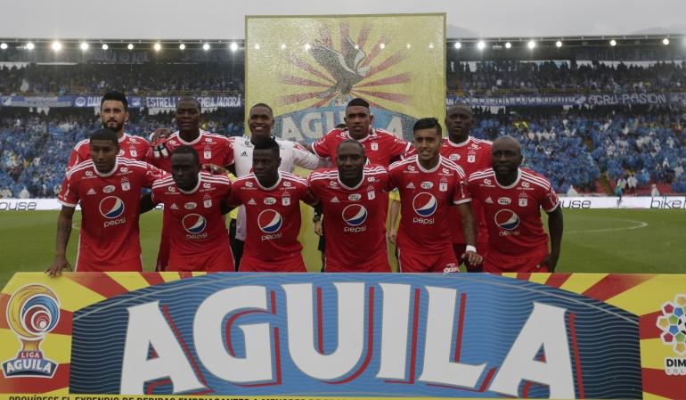 América Bucaramanga Liga Águila: América buscará volver a la victoria recibiendo al Bucaramanga