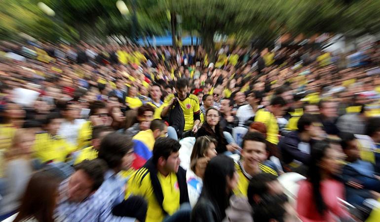 Colombia entre los paises más felices del mundo