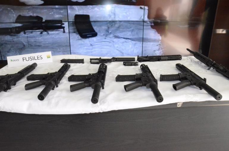Tráfico de armas en Estados Unidos