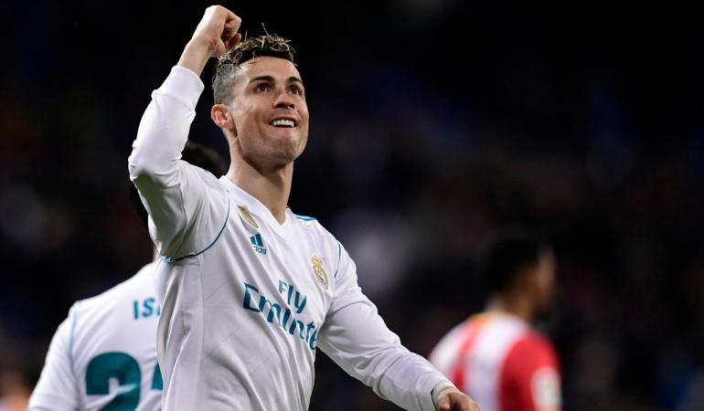Cristiano Ronaldo el mejor: Soy el mejor porque lo creo y lo demuestro. Digan lo que digan: Cristiano
