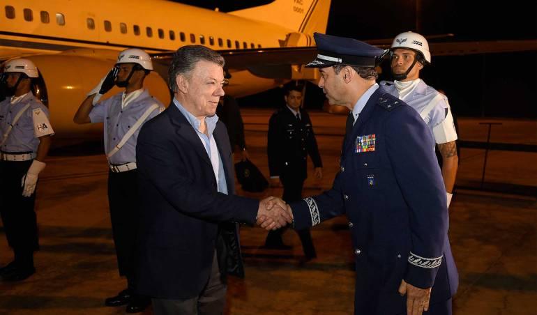 Brasil y Colombia buscan recuperar la democracia en Venezuela — Santos