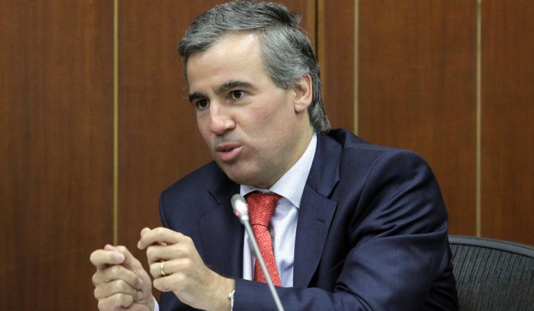 Orlando Cabrales, presidente Naturgas