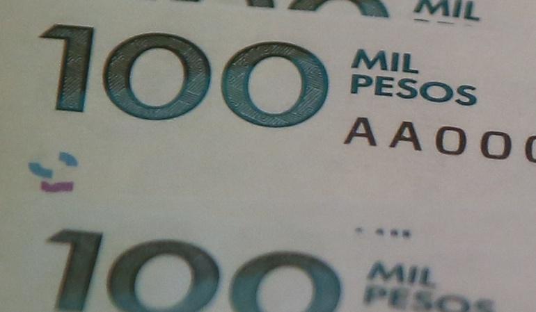 Proyecto de tres ceros al peso: Gobierno y Emisor partidarios de eliminar tres ceros al peso