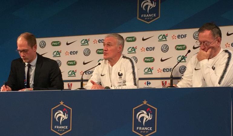 Deschamps Colombia Francia: ¿Qué piensa el técnico de Francia de los jugadores colombianos?