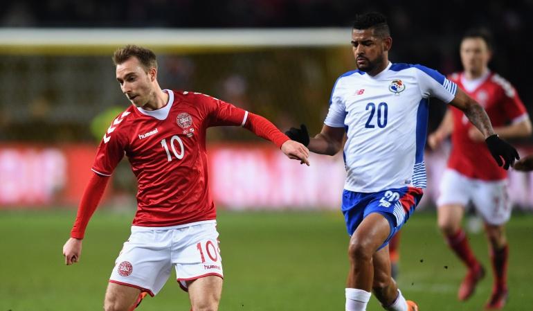 Dinamarca Panamá: 'Bolillo' Gómez cae con Panamá ante Dinamarca en amistoso