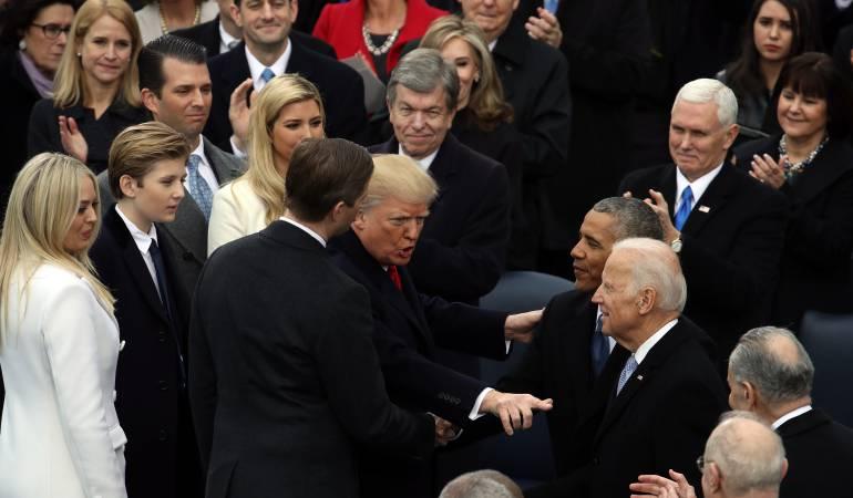Estados Unidos: ¡A los puños! Donald Trump y Joe Biden se retan por Twitter