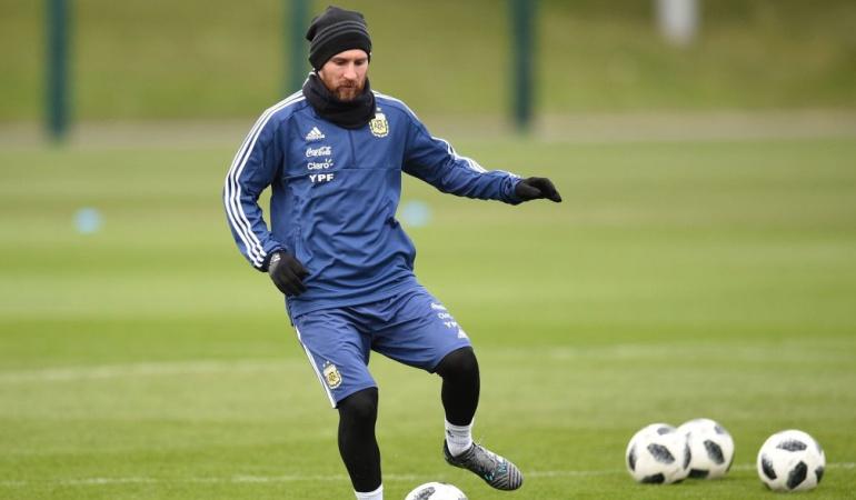 Messi Italia Argentina: Messi es duda ante Italia por molestias físicas