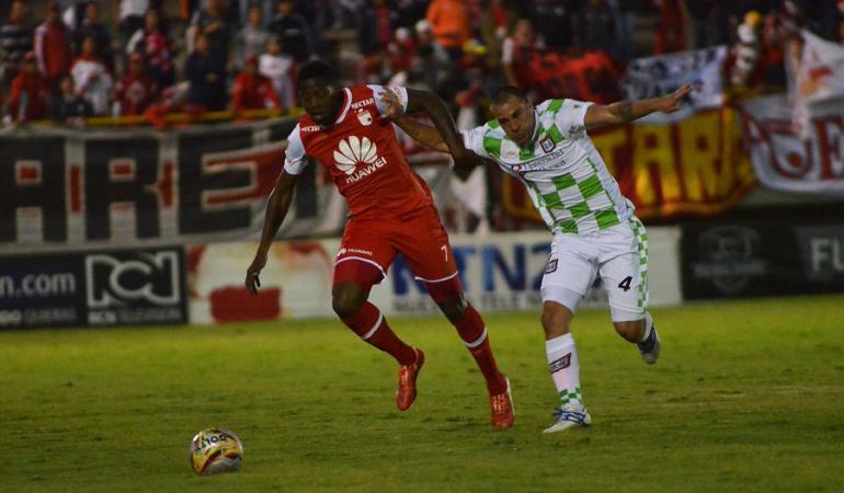 Boyacá Chicó vs Independiente de Santa Fe, Liga Águila — Partido en vivo