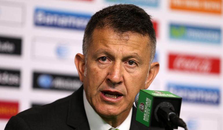 Osorio Selección México: Juan Carlos Osorio considera que México debe mejorar de cara a Rusia 2018