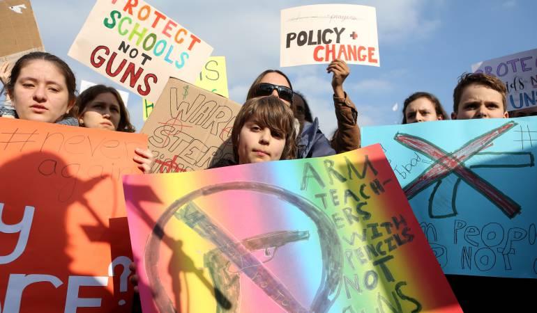 Marchas Estados Unidos: Miles de personas en ciudades de California se unen a la marcha por la vida