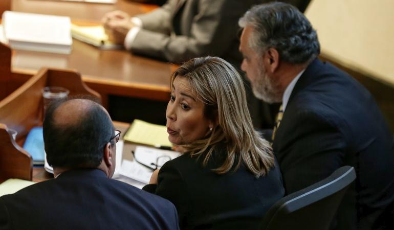 Hilda Niño Fiscalía: Hilda Niño estará en el búnker de la Fiscalía mientras prepara su defensa