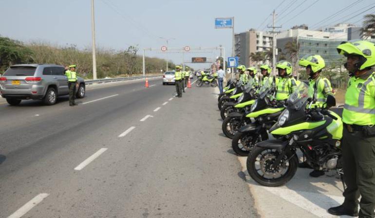 Accidentes de tránsito Colombia Semana Santa: Accidentes de tránsito dejan 33 muertos en inicio de Semana Santa
