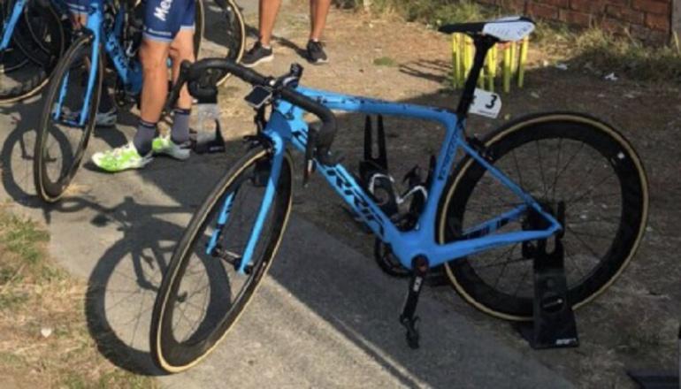 Condena robo bicicleta Óscar Sevilla: A la cárcel implicados en el robo al ciclista Óscar Sevilla