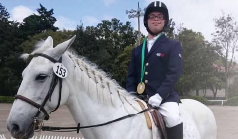 Special Olympics de Abu Dhabi 2019: Dimitri Vergara, primer deportista especial que en Olímpicos de Abu Dhabi