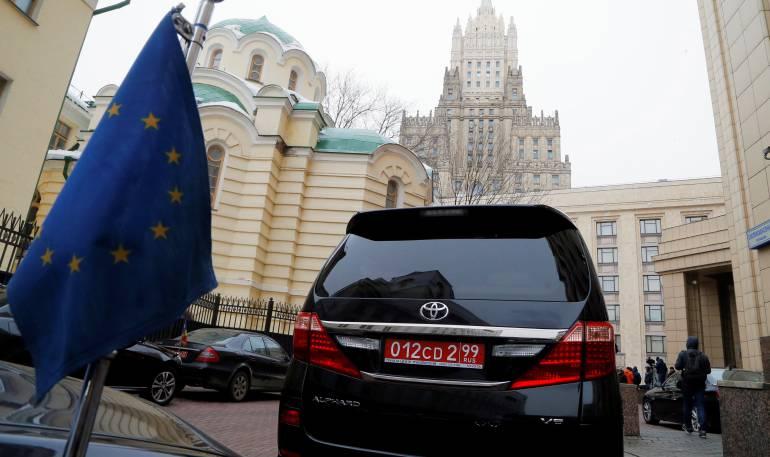 Envenenamiento: ¿Qué significa la expulsión de diplomáticos rusos en el mundo?