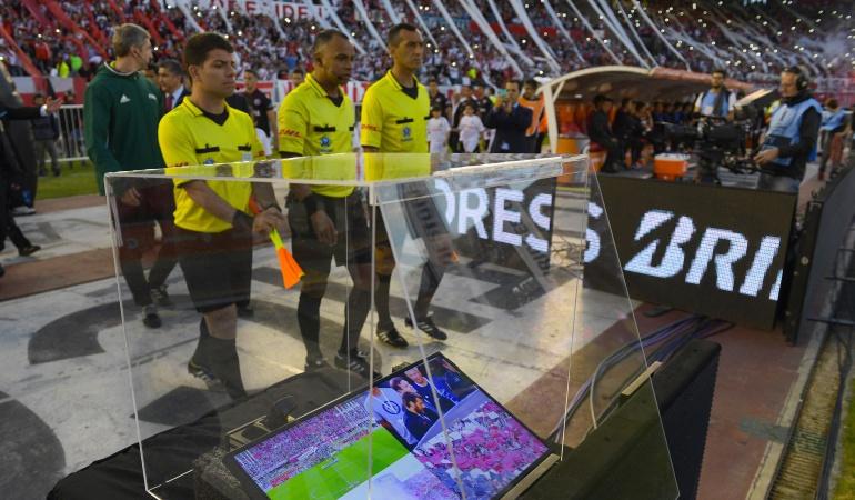 VAR Mundial 2018: IFAB y FIFA explican utilización del VAR en taller de trabajo en Londres