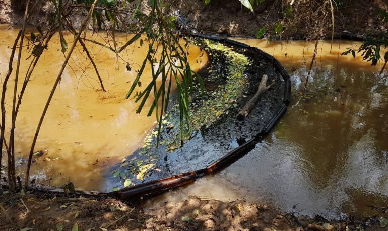 Tragedia ambiental: Tragedia en Santander podría convertirse en una violación a DD.HH