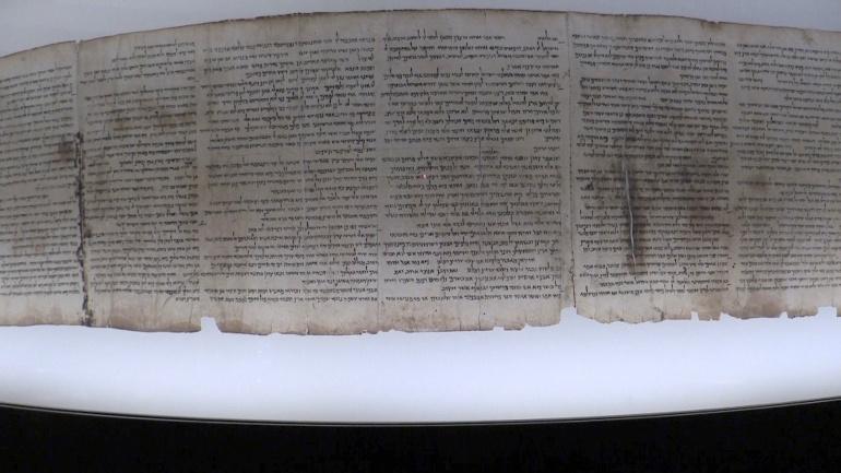 El arca de Nóe: Se revela manuscrito que narra la salida de Noé tras el diluvio