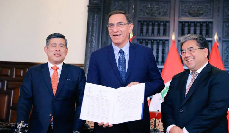 "PPK: Partido de Kuczynski reafirma ""compromiso de apoyo"" al presidente de Perú"