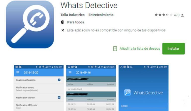 whatsapp: Conozca aplicación espía que deja en evidencia con quien chatea en Whatsapp